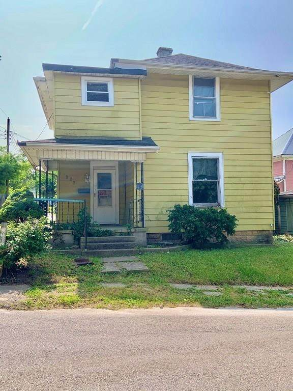 909 Church Street, New Castle, IN 47362 (MLS #21739414) :: The Indy Property Source