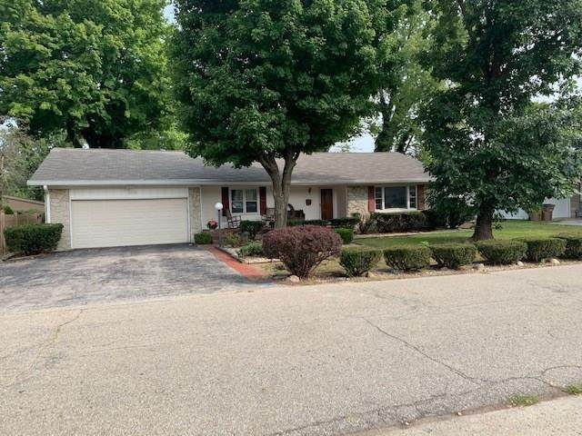 3034 30th Street, Columbus, IN 47203 (MLS #21739444) :: Mike Price Realty Team - RE/MAX Centerstone