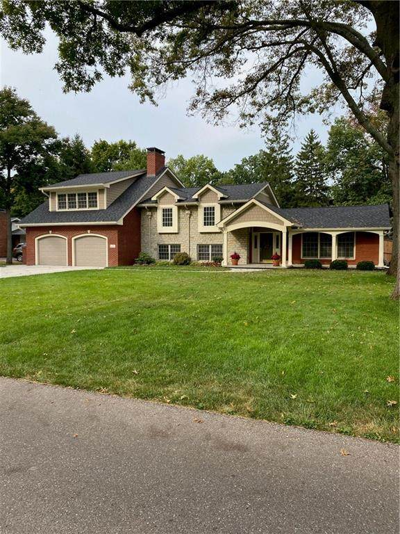 3334 Woodland Parkway, Columbus, IN 47203 (MLS #21739584) :: Anthony Robinson & AMR Real Estate Group LLC