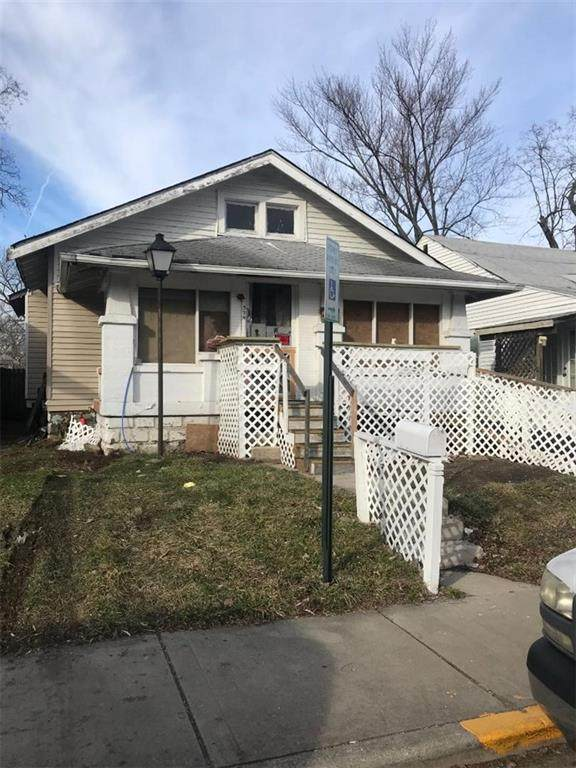 520 N Parker Avenue, Indianapolis, IN 46201 (MLS #21739636) :: Richwine Elite Group
