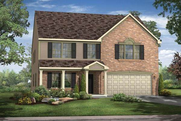4043 Denali Drive, Indianapolis, IN 46235 (MLS #21739637) :: Richwine Elite Group