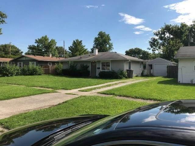 2643 Falcon Drive, Indianapolis, IN 46222 (MLS #21739767) :: Dean Wagner Realtors