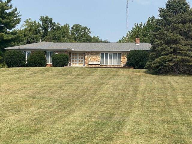 7047 State Highway 67, Gosport, IN 47433 (MLS #21739904) :: Mike Price Realty Team - RE/MAX Centerstone