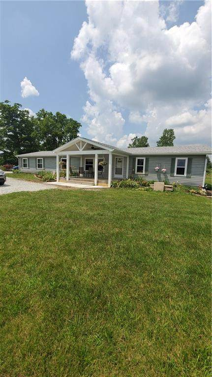 7967 S 100 E, Pendleton, IN 46064 (MLS #21739968) :: Mike Price Realty Team - RE/MAX Centerstone