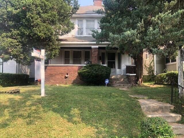1344 W 34 Street, Indianapolis, IN 46208 (MLS #21740037) :: Anthony Robinson & AMR Real Estate Group LLC
