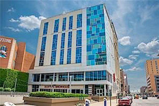 1 Virginia Avenue #601, Indianapolis, IN 46204 (MLS #21740041) :: David Brenton's Team