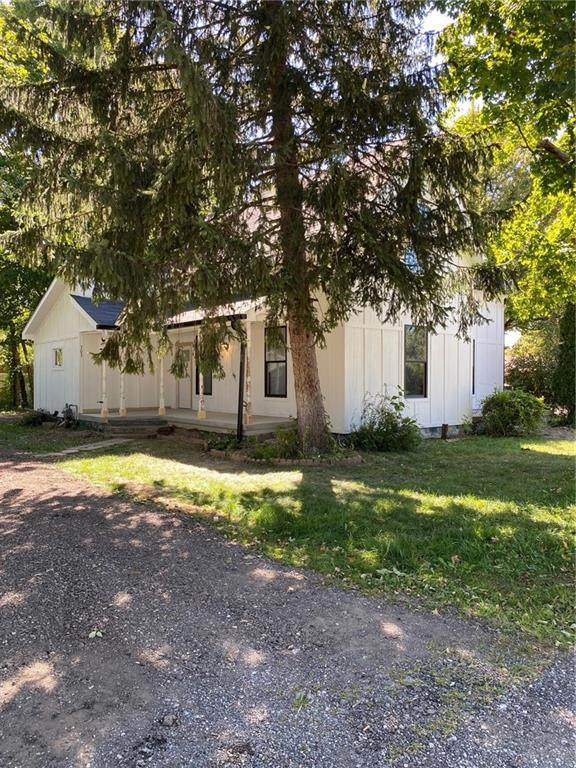 303 E Forest Home Street, Roachdale, IN 46172 (MLS #21740109) :: Anthony Robinson & AMR Real Estate Group LLC