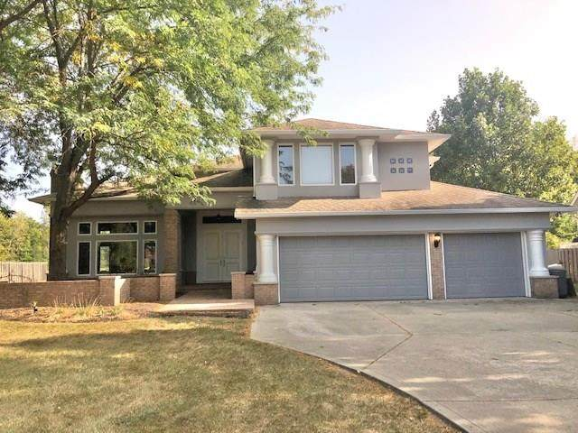 7423 Perrier Drive, Indianapolis, IN 46278 (MLS #21740175) :: Richwine Elite Group