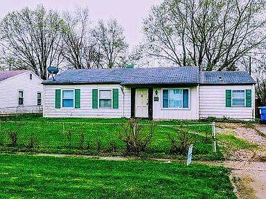 3708 Decamp Drive, Indianapolis, IN 46226 (MLS #21740183) :: Mike Price Realty Team - RE/MAX Centerstone