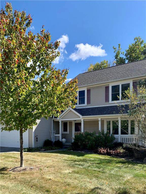 6239 Carrington Drive, Indianapolis, IN 46236 (MLS #21740325) :: The ORR Home Selling Team