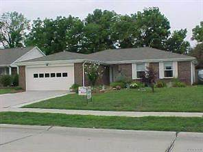 6410 Watercrest Way, Indianapolis, IN 46278 (MLS #21740329) :: David Brenton's Team