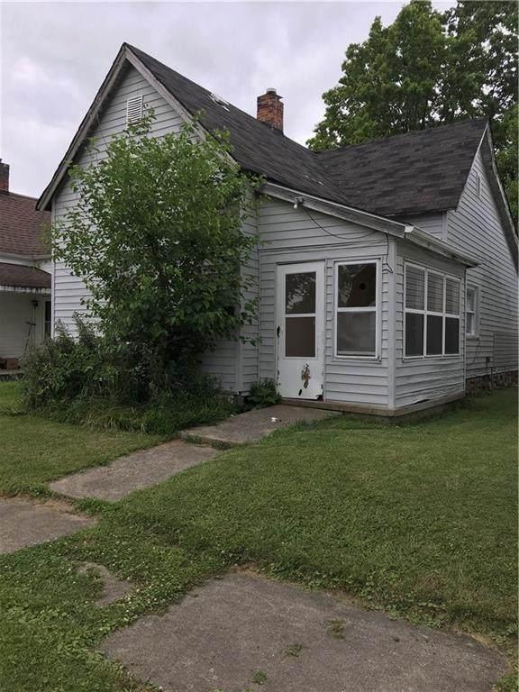1302 S E Street, Elwood, IN 46036 (MLS #21740333) :: Richwine Elite Group