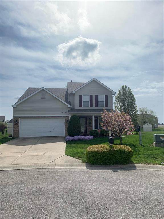1341 Charlotte Way, Shelbyville, IN 46176 (MLS #21740632) :: Anthony Robinson & AMR Real Estate Group LLC