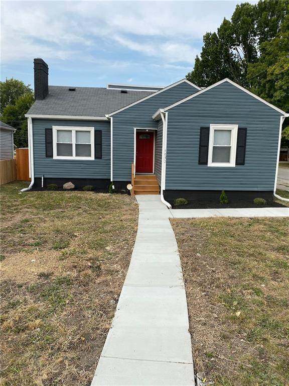 4032 E 34th Street, Indianapolis, IN 46218 (MLS #21740940) :: Anthony Robinson & AMR Real Estate Group LLC
