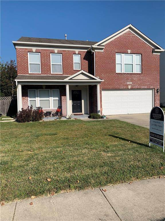 5602 Doe Way, Noblesville, IN 46062 (MLS #21742082) :: Anthony Robinson & AMR Real Estate Group LLC