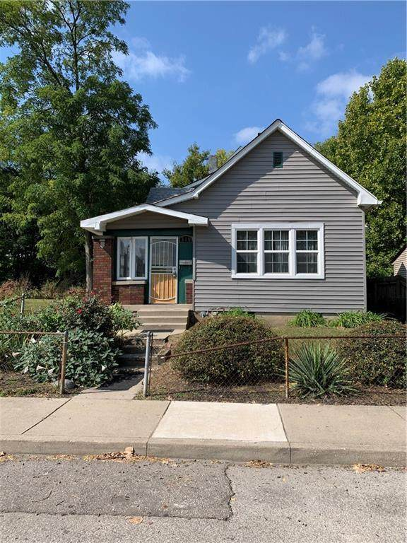 510 Dorman Street, Indianapolis, IN 46202 (MLS #21742306) :: Heard Real Estate Team | eXp Realty, LLC