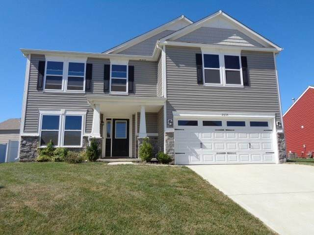 2034 Buckthorn Drive, Columbus, IN 47201 (MLS #21742587) :: Anthony Robinson & AMR Real Estate Group LLC