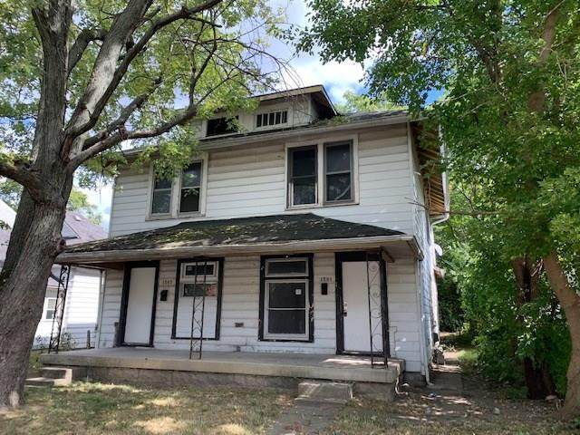 1501 N Olney Street, Indianapolis, IN 46201 (MLS #21743023) :: AR/haus Group Realty