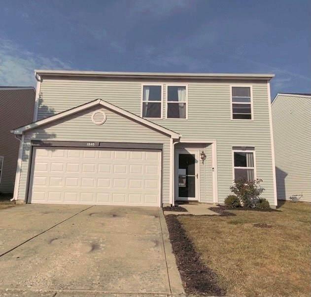 1840 Wandflower Circle, Indianapolis, IN 46231 (MLS #21744015) :: Heard Real Estate Team | eXp Realty, LLC