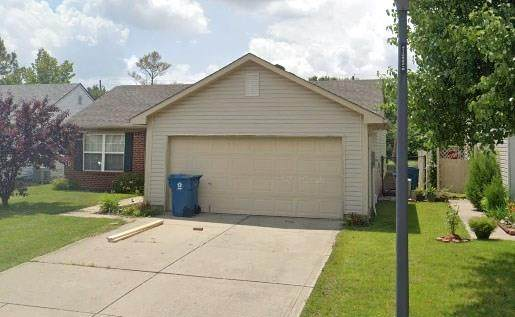 430 Venus Drive, Indianapolis, IN 46241 (MLS #21744040) :: Mike Price Realty Team - RE/MAX Centerstone