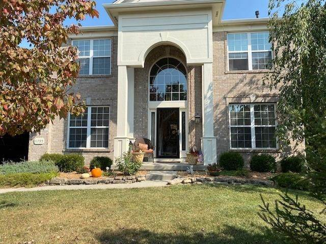11795 Suncatcher Drive, Fishers, IN 46037 (MLS #21744454) :: Mike Price Realty Team - RE/MAX Centerstone