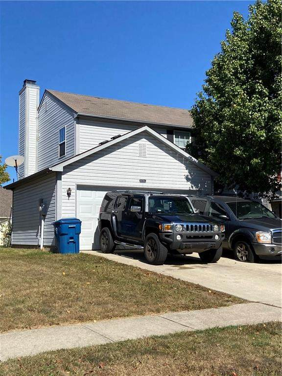 10750 Chenille Court, Indianapolis, IN 46235 (MLS #21744775) :: AR/haus Group Realty