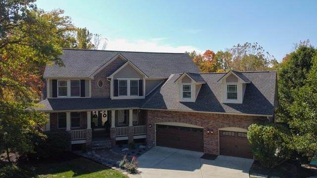 9141 Sargent Manor Court, Indianapolis, IN 46256 (MLS #21745205) :: The ORR Home Selling Team
