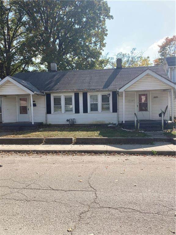 1615 Lawton Avenue, Indianapolis, IN 46203 (MLS #21745274) :: AR/haus Group Realty