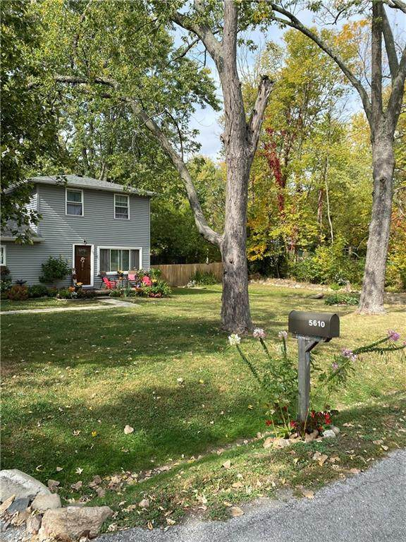 5610 S Randolph Street, Indianapolis, IN 46227 (MLS #21745326) :: Heard Real Estate Team | eXp Realty, LLC