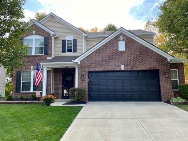11267 Catalina Drive, Fishers, IN 46038 (MLS #21745327) :: Richwine Elite Group