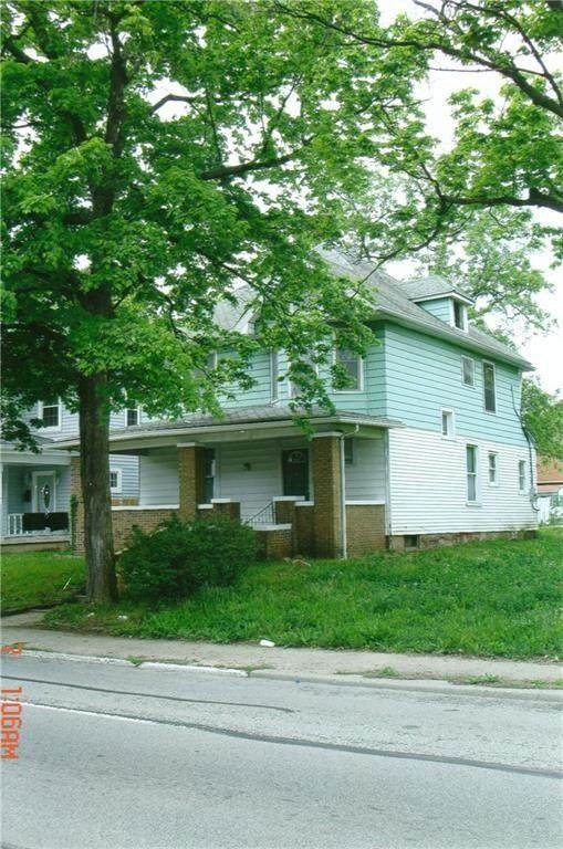 3340 N Capitol Avenue, Indianapolis, IN 46208 (MLS #21745335) :: The Evelo Team