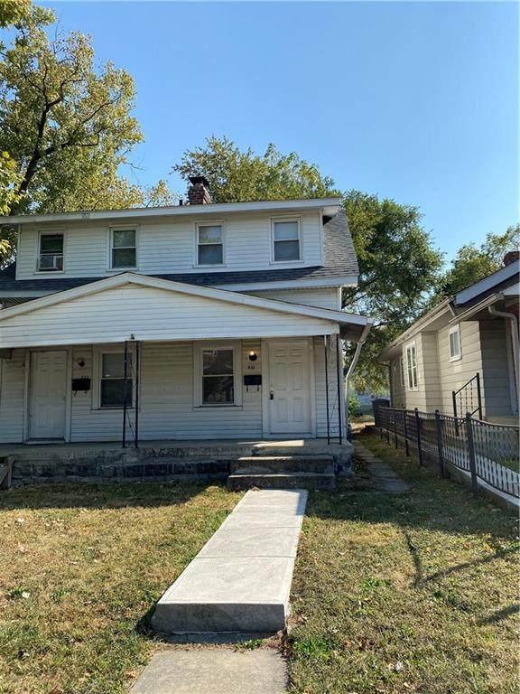 923 N Drexel Avenue, Indianapolis, IN 46201 (MLS #21745755) :: Heard Real Estate Team | eXp Realty, LLC