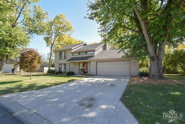 3564 W Johnson Circle, Muncie, IN 47304 (MLS #21745865) :: AR/haus Group Realty