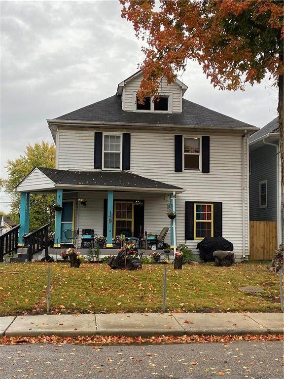 3342 N Rader Street, Indianapolis, IN 46208 (MLS #21746141) :: AR/haus Group Realty