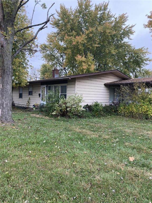 5102 W 30TH Street, Indianapolis, IN 46224 (MLS #21746183) :: The ORR Home Selling Team