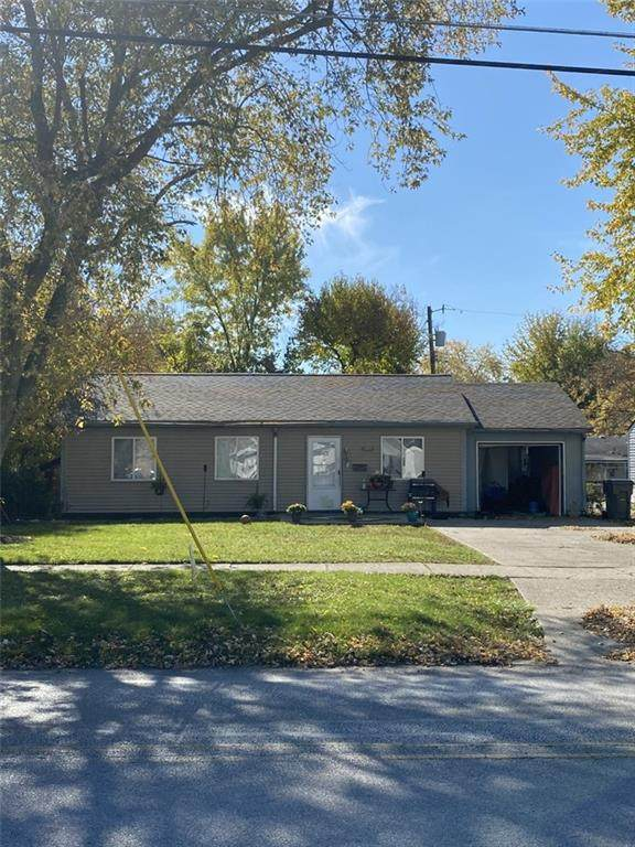 4111 W 34TH Street, Indianapolis, IN 46222 (MLS #21746186) :: AR/haus Group Realty