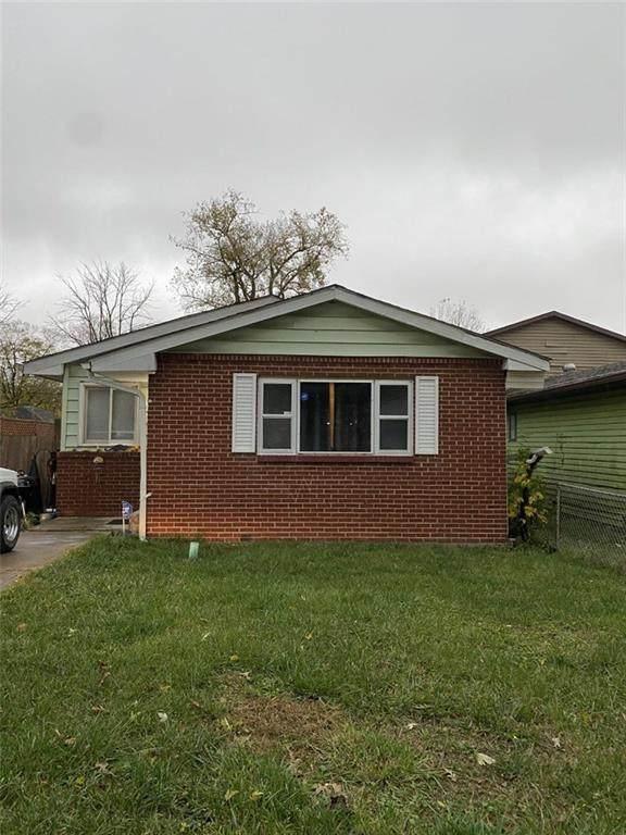 613 Manhattan Avenue, Indianapolis, IN 46241 (MLS #21746190) :: Heard Real Estate Team   eXp Realty, LLC
