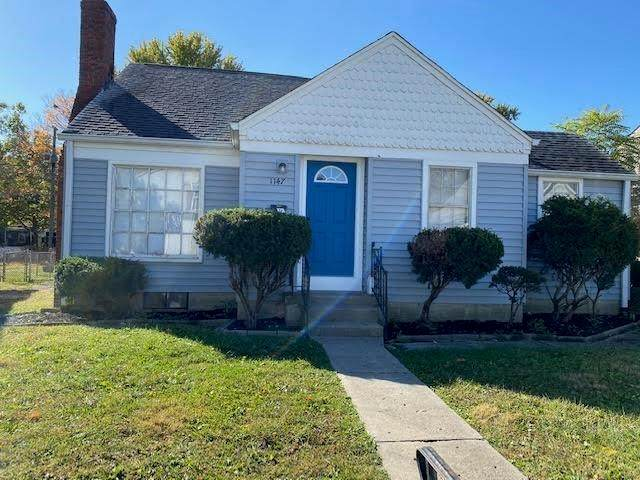 1147 E Perry Street, Indianapolis, IN 46227 (MLS #21746442) :: Heard Real Estate Team | eXp Realty, LLC