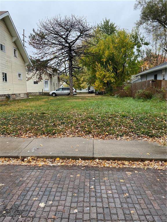 437 N Bradley Avenue, Indianapolis, IN 46201 (MLS #21746511) :: Anthony Robinson & AMR Real Estate Group LLC