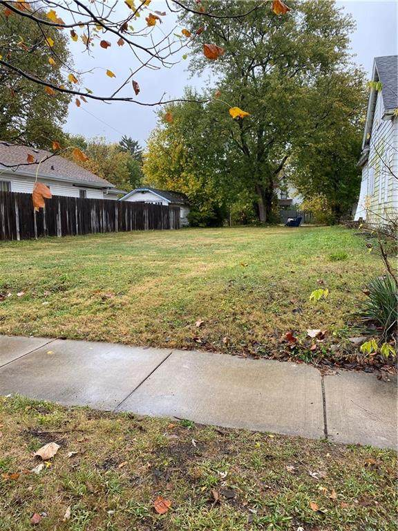 101 N Grant Avenue, Indianapolis, IN 46201 (MLS #21746547) :: Anthony Robinson & AMR Real Estate Group LLC