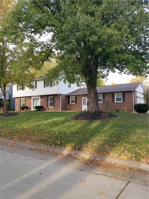 4055 N Riverside Drive, Columbus, IN 47203 (MLS #21746798) :: Realty ONE Group Dream