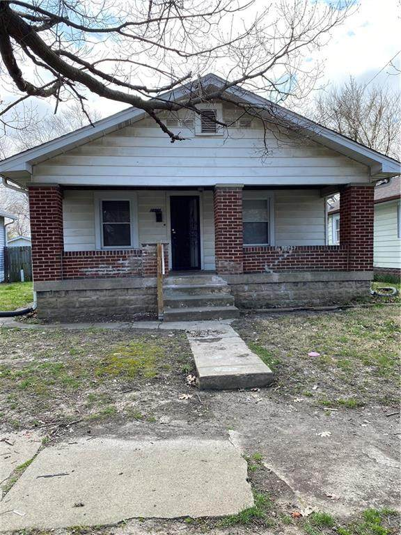 2905 E 17TH Street, Indianapolis, IN 46218 (MLS #21747033) :: Heard Real Estate Team | eXp Realty, LLC