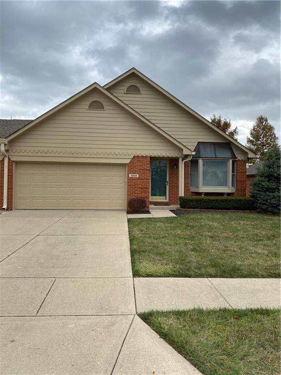 2959 Colony Lake East Drive, Plainfield, IN 46168 (MLS #21747186) :: The Indy Property Source