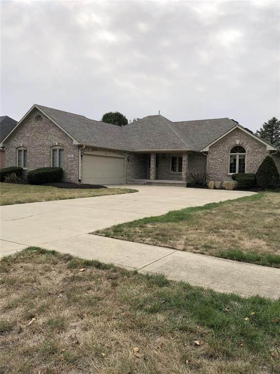 138 Myrtle Terrace, Greenwood, IN 46142 (MLS #21747192) :: Richwine Elite Group