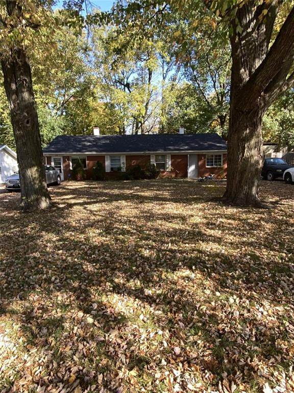 1255 Farley Drive, Indianapolis, IN 46224 (MLS #21748265) :: The ORR Home Selling Team