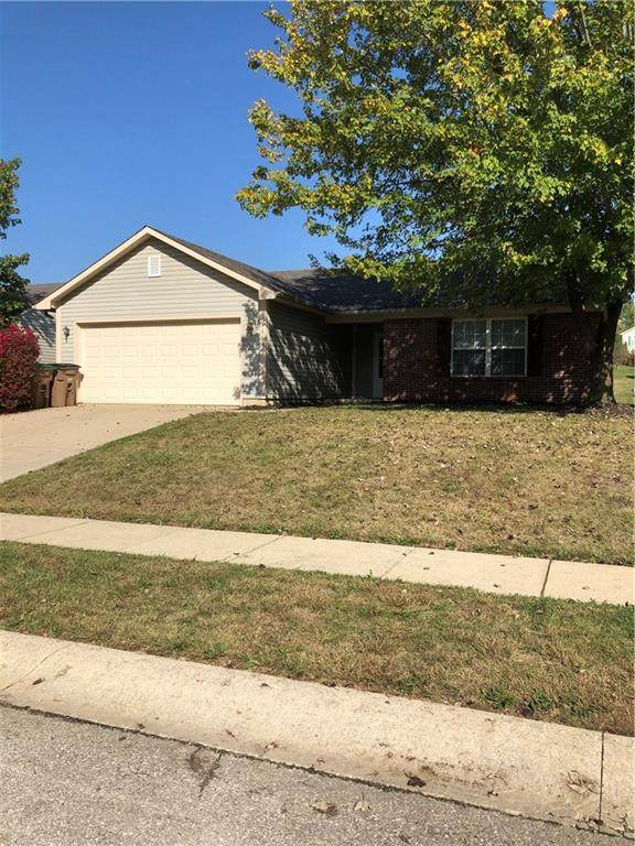 1664 Thresher, Columbus, IN 47201 (MLS #21748295) :: Realty ONE Group Dream