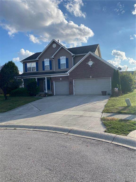 10307 Galena Court SE, Indianapolis, IN 46239 (MLS #21748574) :: AR/haus Group Realty