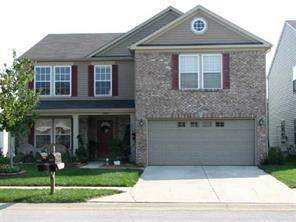 10895 Zimmerman Lane, Indianapolis, IN 46231 (MLS #21748658) :: The Evelo Team