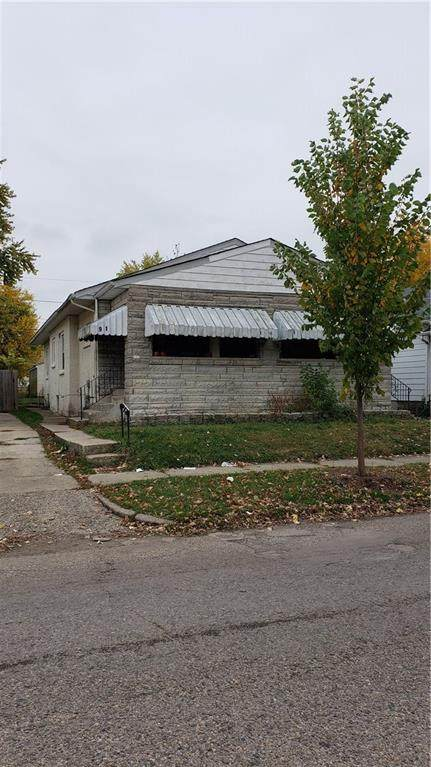 915-917 N Grant Avenue, Indianapolis, IN 46201 (MLS #21748749) :: The Evelo Team
