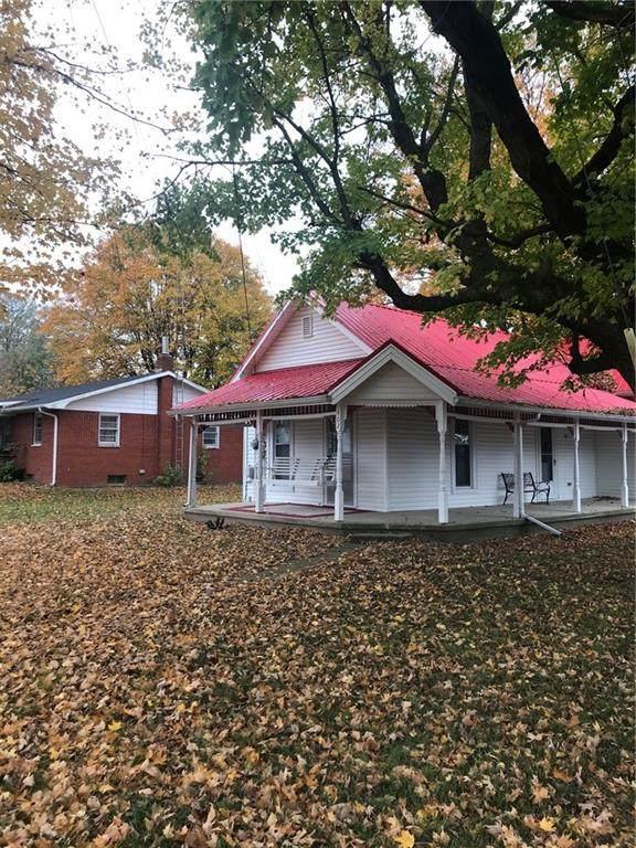 402 Market Street, Jonesville, IN 47247 (MLS #21748893) :: The ORR Home Selling Team